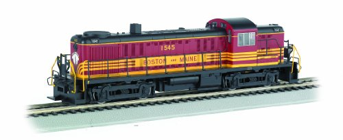 Bachmann Trains Alco RS-3 DCC Equipped Diesel Locomotive ...