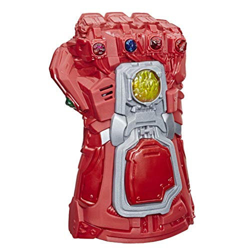 Acessório Manopla Marvel Homem De Ferro - E9508 - Hasbro
