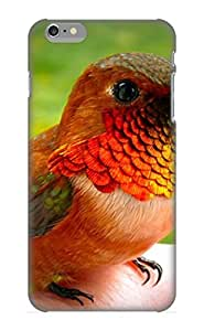 Animal Hummingbird Bird Case Compatible With Iphone 6 Plus/ Hot Protection Case(best Gift Choice For Lovers)
