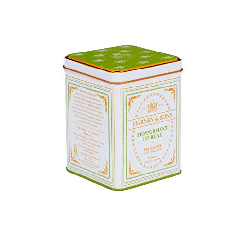 (Harney & Sons Herbal Tea, Peppermint, 20 Sachets)