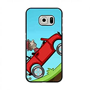 Hill Climb Racing Phone Case Cover for Samsung Galaxy S7 Edge