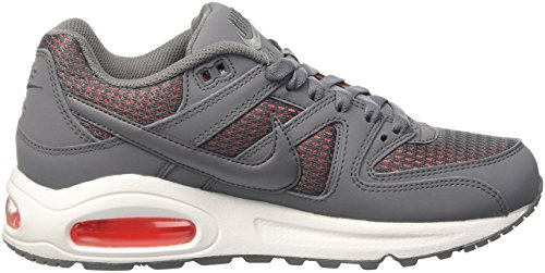 Nike Damen Wmns Air Max Command Gymnastik Grigio (Cool Grey/Cl Grey/Brght Crmsn)