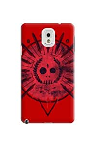 Christopher Tinnermon attractive design TPU Unique hard protective case for Samsung Galaxy Note3