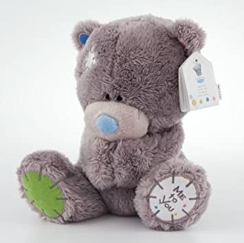 Clinton Cards Me To You 8 Inch Interactive Tiny Tatty Teddy