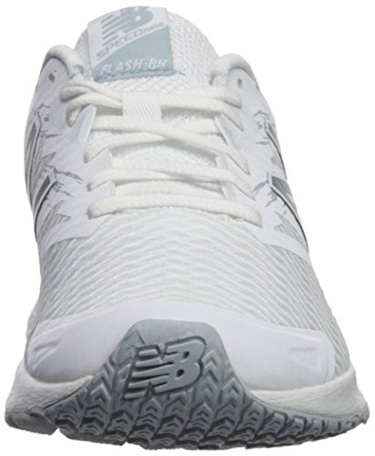 Atletica Donna Da Balance Flash Scarpe White Leggera New FqBAf