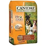Canidae Life Stages Lamb Meal & Rice Dog Food 30 lbs.