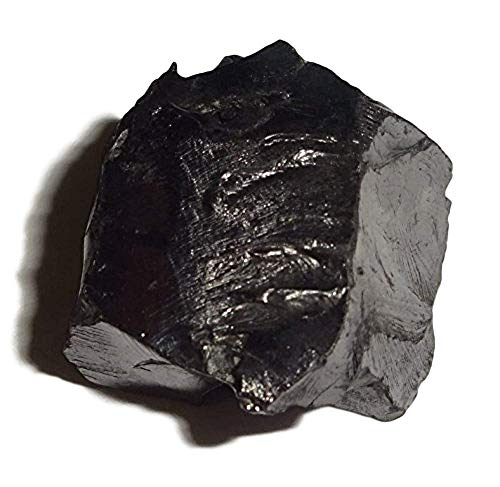Sublime Gifts 1pc #7 Elite Silver Shungite The Purist Raw 100% Natural  Rough Crystal Healing Gemstone Free Form Cluster Collectible Display  Specimen