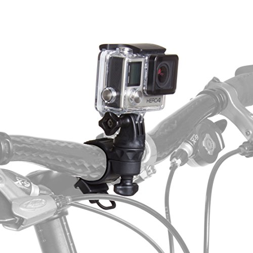 AnchorStrap Bike & Bar Mount. TwistLock system. Made to be used with GoPro's Hero camera. Fits bars / stems / (Lock Reel Seat)