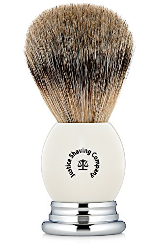 Justice Shaving Companys Badger Handle product image