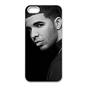 Hansome Singer Drake Design Hard Case Cover Protector For Iphone 5S