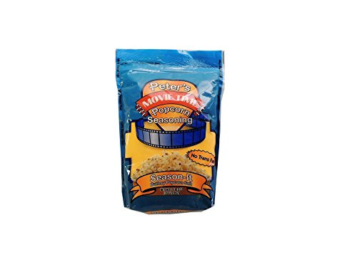 Peter's Movie Time 35 oz Season-It Buttery Popcorn Salt