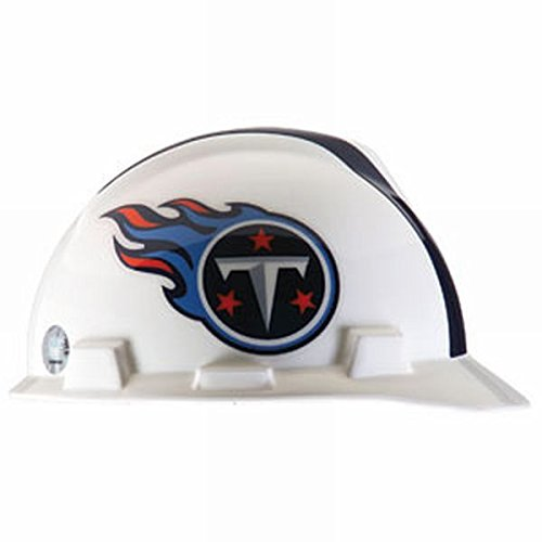 MSA Officially Licensed NFL V-Gard Caps, Tennessee Titans 1