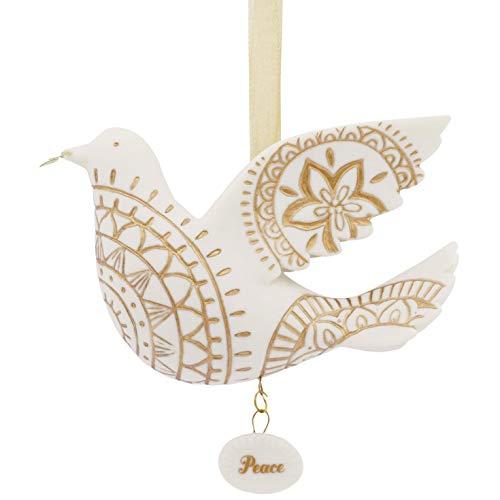 Hallmark Christmas Ornaments, Hallmark Signature Premium Dove Porcelain Ornament
