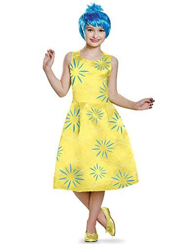 Joy Deluxe Child Costume, Medium (7-8) -