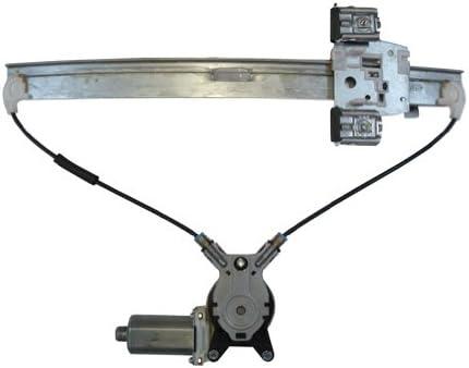 TYC 660284 Dodge Dakota Front Driver Side Replacement Power Window Regulator Genera Corporation
