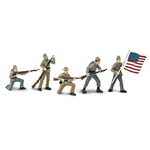 (Safari Ltd  Designer TOOBS Civil War Confederate Soldiers Collection #1)
