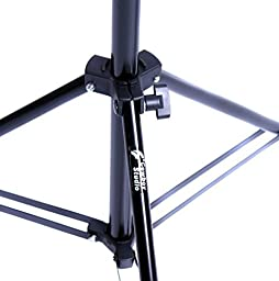 CowboyStudio Set of Ten 7 feet Photography Light Stands with Cases
