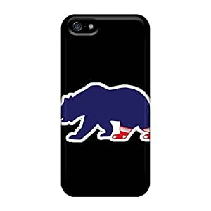 Snap-on Case Designed For Iphone 5/5s- Cali Bear