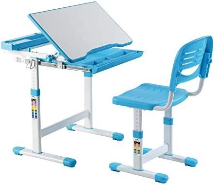 Mount-It Kids Desk and Chair Set