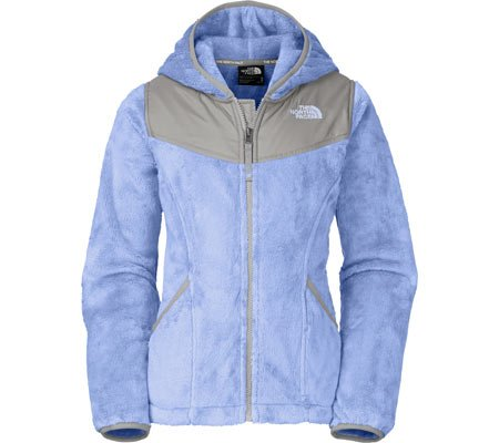 The North Face Girls Oso Hoodie (XSmall, Collar Blue) by The North Face