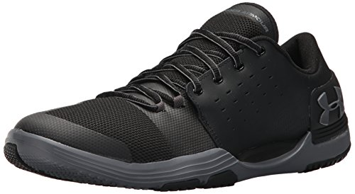 Under Armour Mens Gränslös 3,0 Svart / Grafit / Grafit