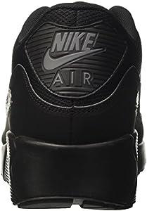 Nike Men's Air Max 90 Ultra 2.0 Essential, BlackBlackBlack
