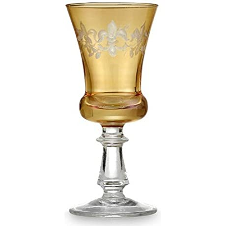 Arte Italica Medici Water Wine Glass Set Of 4