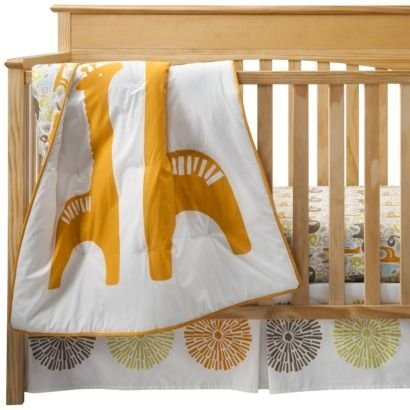 Zoo Crib Bedding Collection - 5