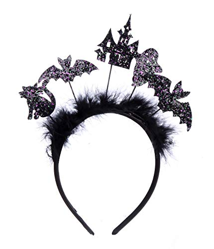 (Felizhouse Halloween Headband Costumes For Women Girls Cosplay Party)