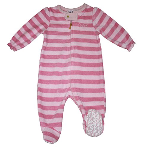 - Juicy Couture Footed Sleeper Toddler-girls Pink Size 2T