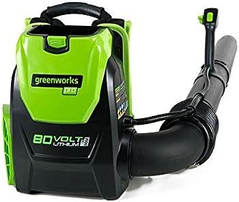 Greenworks PRO 80V Cordless Backpack Blower