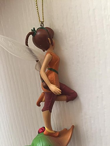 Disney Fairies Fawn 4'' PVC Figure Holiday Christmas Tree Ornament Figurine Doll Toy by Holiday Ornament (Image #5)