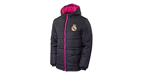 Amazon.com: Real Madrid FC Mens Light Down jacket-home ...