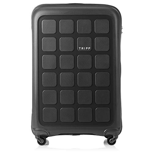 Tripp Slate Holiday 6 Large 4 Wheel Suitcase