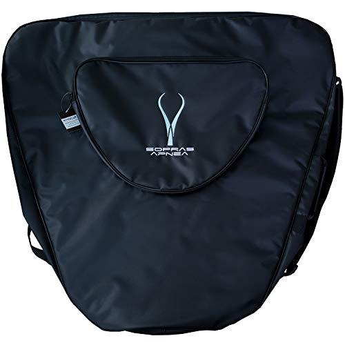 SOPRAS APNEA Bag for Large MONOFINS Freediving Black TPU