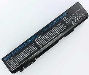 Toshiba Dynabook Qosmio F750-10m Battery PA3786U-1BRS PA3788 PA3757