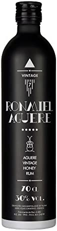 Ron Aguere Miel Vintage Honey Rum 30% - 700 ml