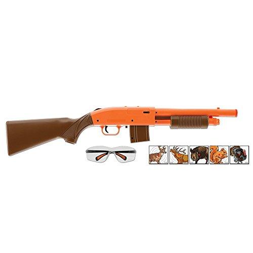 (NXG Trophy Hunter Kit 2280047 Air Rifle Kit Spring 6 mm BB 13rd mag 200rd res)