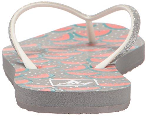 Der Stargazer der Riff-Frauen druckt Sandale Wassermelone