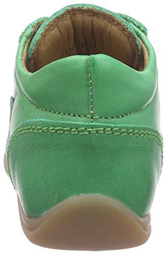 Bisgaard Prewalker Unisex Baby Krabbel- & Hausschuhe Grün (30 Green)