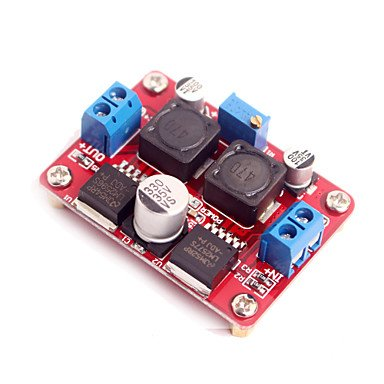 Buck DC-DC Wide Voltage Input Module (Solar Panel Dual-chip) Automatic Up Down Voltage