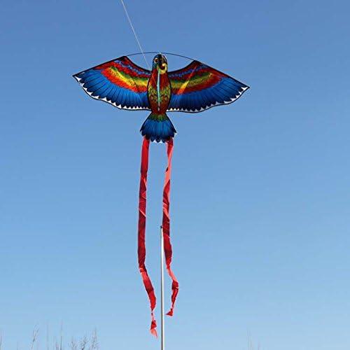 Cometa para pájaros para el aire libre, cometas voladoras para niños: Amazon.es: Hogar