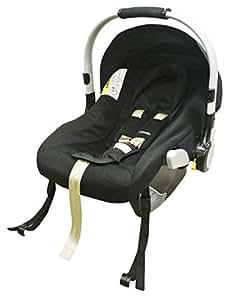 Capella Classic Infant Car Seat, Black, 20 count