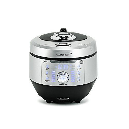 Cheap CUCHEN Classic IH Pressure Rice Cooker & Warmer 10cup CJH-PA1002IC 110V
