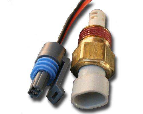 "GM Open Element IAT Sensor with 6"" Pigtail by (Air Temp Sensor)"