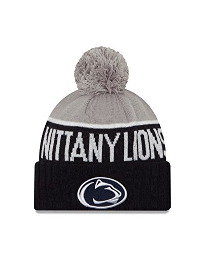 Top of the World Penn State Nittany Lions Official NCAA Cuffed Knit Below Zero II Beanie Hat 078229