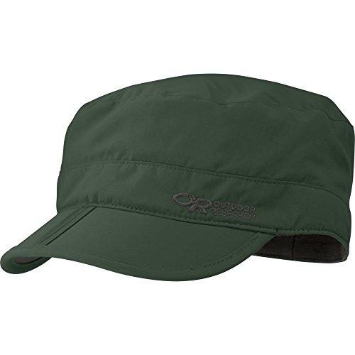 Outdoor Research Radar (Outdoor Research Radar Pocket Hat Evergreen XL & Hat Bundle)