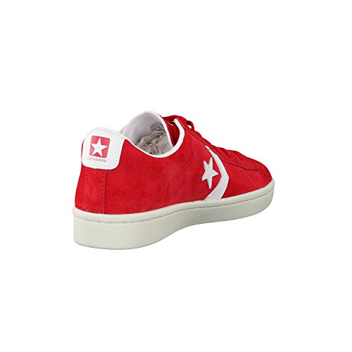 Converse Zapatillas Leather OX Rojo EU 44