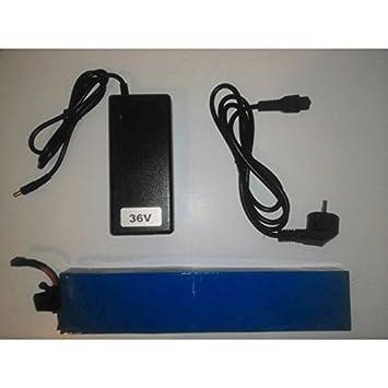 E-Twow - Kit de batería de 36 V y 10 Ah para Booster: Amazon ...