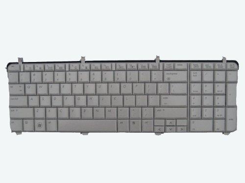 Eathtek New Laptop Glossy (Moonlight) White Keyboard for ...